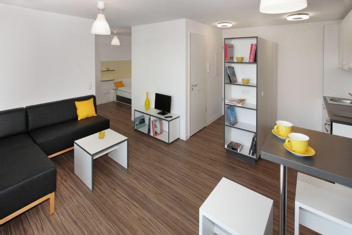 """Vollmöblierte Penthouse-Apartments im """"AAL INN"""""""
