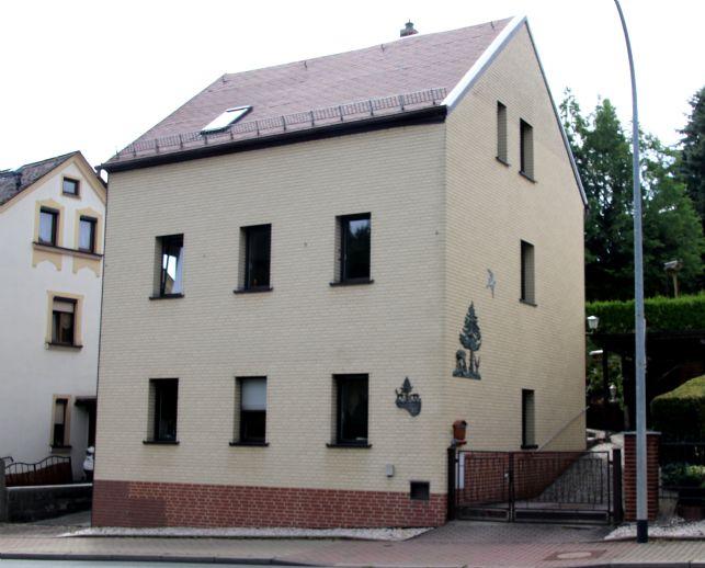 Einfamilienhaus am Rande von Greiz - sofort bezugsfertig