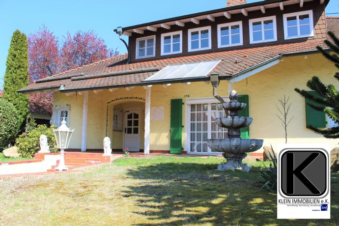 Repräsentative Villa in Top Lage von Spießen-Elversberg