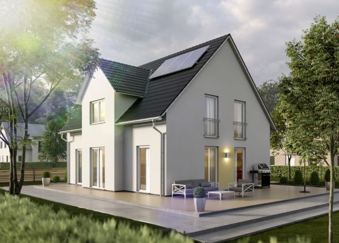 Ein Traumhaus für die Familie
