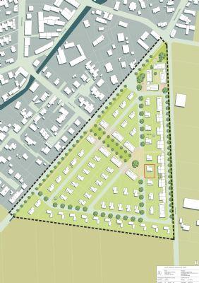 Leben in dem familienfreundlichen Neubaugebiet in Sickte