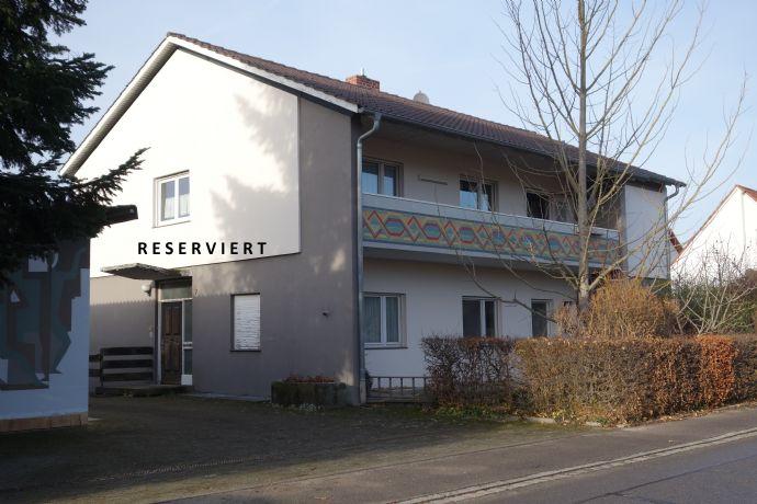 Ruhig gelegenes Einfamilienhaus mit großem Grundstück