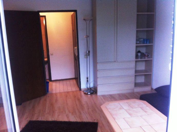 möbliertes vermietetes Appartement auf der Uhlandstraße