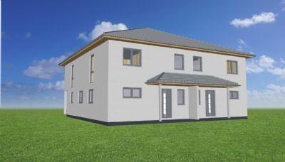 Baugrundstück in Bestensee für Doppelhaushälfte