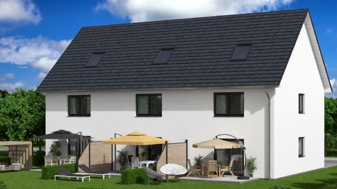 € 18.000 Zuschuss: Neubau Eigentumswohnung im Reihenhausstil in zentraler Lage von Schwenningen