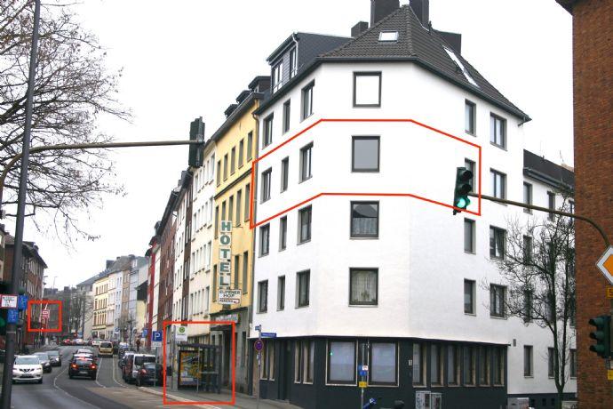 Kernsanierte 2 Zimmer mit neuer Küche in Aachen-Burtscheid