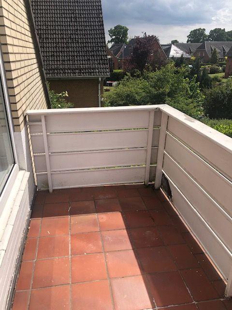 Sanierte 3-Zimmer Etagenwohnung  in Tangstedt