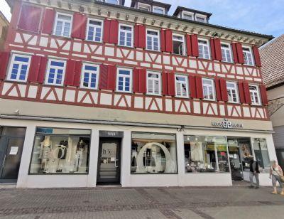 Kirchheim unter Teck Ladenlokale, Ladenflächen