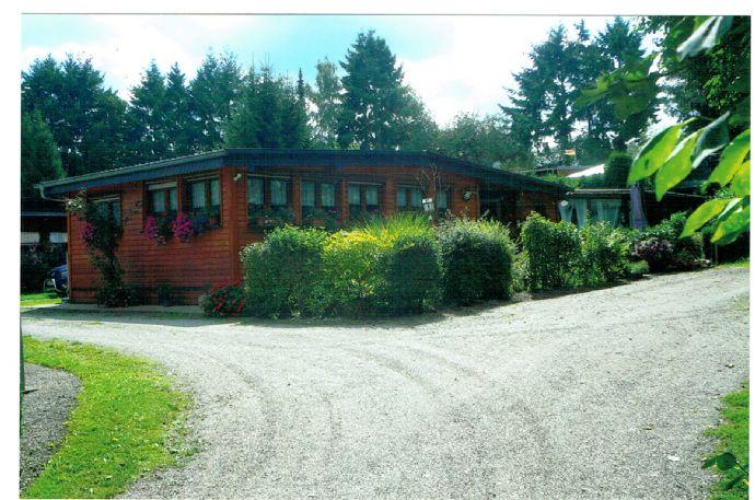 idyllisches Feriendomiziel - auch als Dauerwohnsitz geeignet (Mobilheim)
