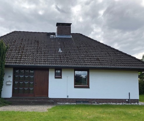 Walmdach-Bungalow in Toplage von Uetersen!