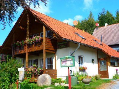 Ferienwohnung Schwalbennest im Ferienhaus Harz Sauerzapfe