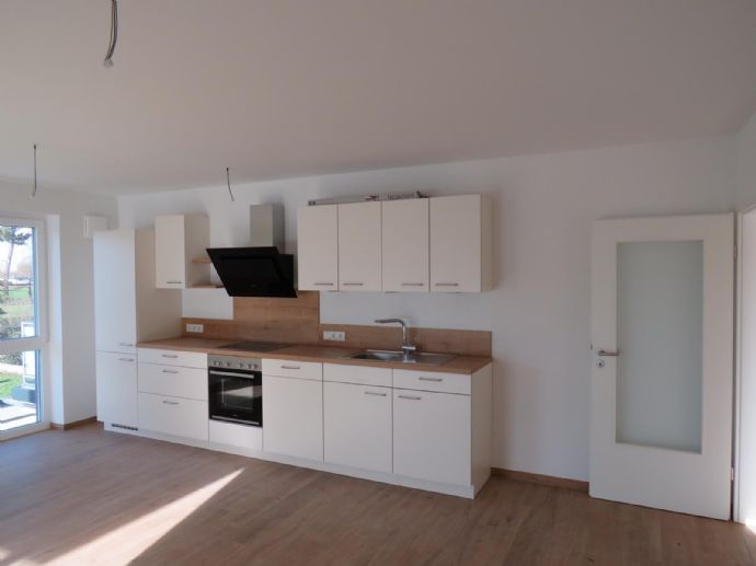 Sonnige 3 Zimmer Neubau Wohnung, Erstbezug, Weye, Kirchweyhe
