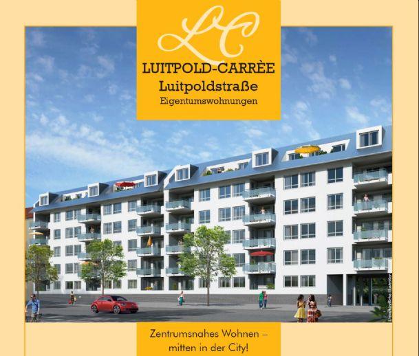 Ihre Traumwohnung in Schweinfurt - City