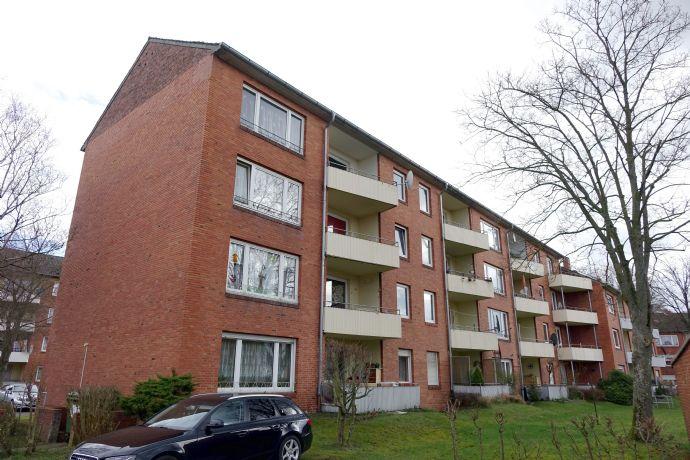 Zentral & ruhig gelegene 3-Zimmer-Eigentumswohnung mit Balkon - PROVISIONSFREI