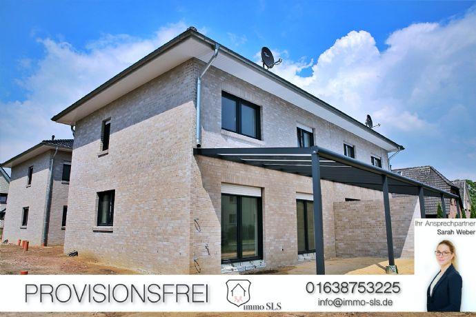 Premiumausstattung Neubau Doppelhaushälfte in Ganderkesee PROVISIONSFREI