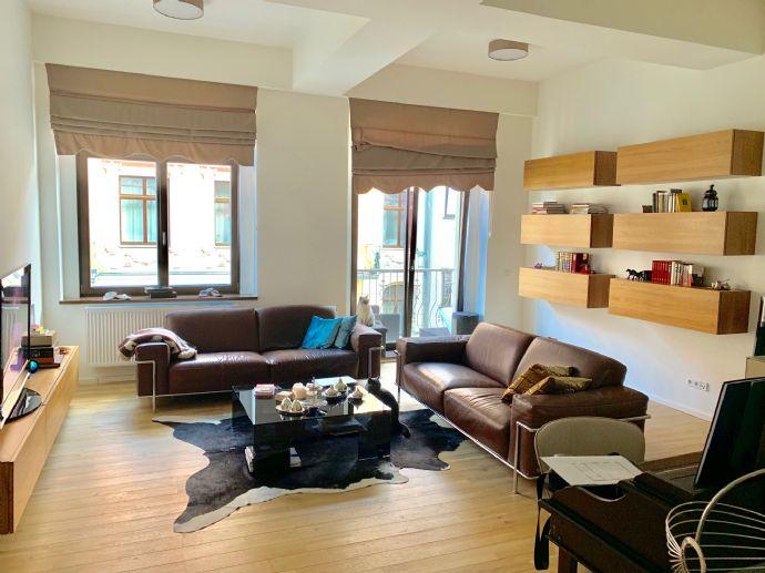 Elegante möblierte 2-Zimmer-Wohnung in Mitte