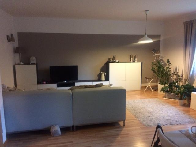 3-Zimmer-Wohnung in gepflegtem Haus in Krauthausen mit Balkon
