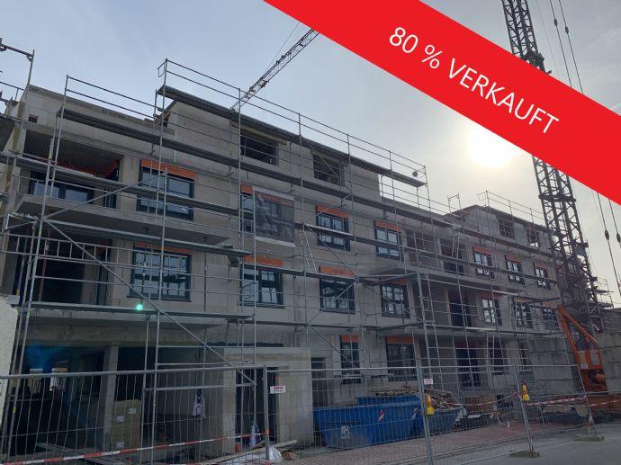 Moderne 3-Zimmer-Wohnung in Limburgerhof