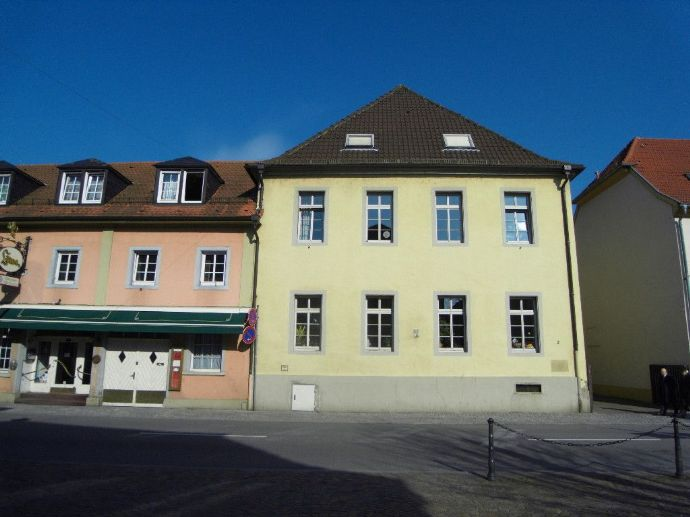 Denkmalgeschützte Immobilie in Bestlage von Schwetzingen im Erbbaurecht zu vergeben