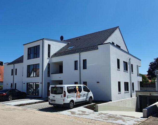 Mehrfamilienhaus Gartenstraße / Obergeschoss / Whg. 6