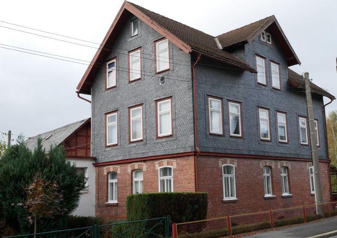 Mehrfamilienhaus mit Potential + Ideal zur Vermietung oder Nutzung als Handwerksbetrieb + in SON