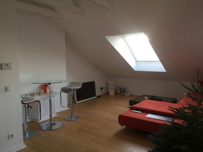 Lichtdurchflutete 70 m² 3-Zimmer-Wohnung mit Balkon im Düsseldorf Derendorf