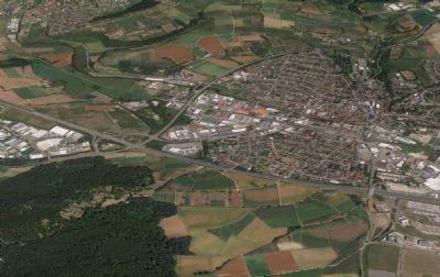 Sinsheim Industrieflächen, Lagerflächen, Produktionshalle, Serviceflächen