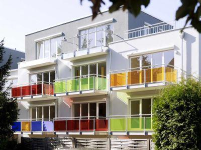 1 zimmer penthaus wohnung mit riesiger dachterrasse penthouse gie en 2mtrl4z. Black Bedroom Furniture Sets. Home Design Ideas