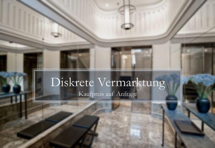 Luxus-Penthouse-Maisonette in Bestlage von Düsseldorf-Oberkassel