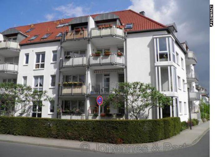 kleine 3-Zimmer-Wohnung in beliebter Lage