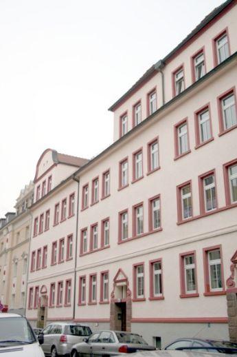 kompakte 2,5-Zimmerwohnung mit Balkon