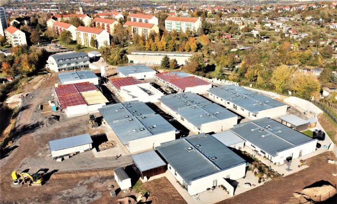 Neubau altersgerechter und barrierefreier Bungalow