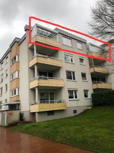 3-Zimmer-Stadtwohnung mit zwei Balkonen und Aufzug