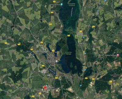 Schwerin Halle, Schwerin Hallenfläche