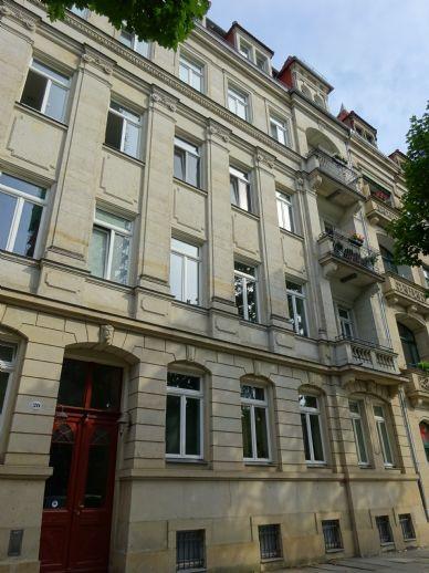 Kurzzeitwohnen/short-term rental in hochwertig eingerichteten Appartements in Striesen
