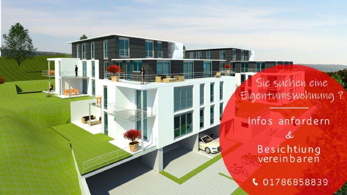 NEUBAUPROJEKT - Wohnanlage Hewenblick, Engen - 20 Neubau Wohnungen (2-,3-, 4- Zimmer) in Traumhafter Lage - als Eigentumswohnung oder Kapitalanlage