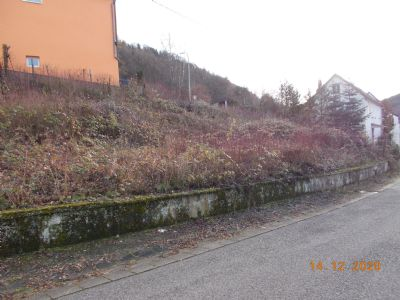 Baugrundstück in Nonnweiler-Kastel