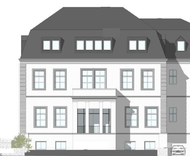 Dachgeschosswohnung mit Altbaucharme in Soests bester Wohnlage