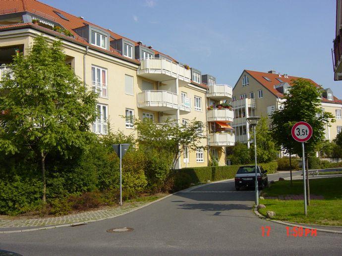 2 Zimmer Wohnung in Dresden (Weißig)