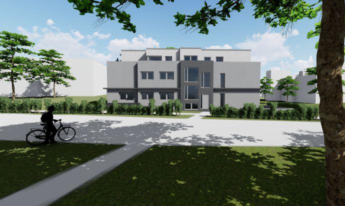 Exklusive Penthouse-Wohnung mit Dachterrasse und integrierter Klimaanlage in Sankt Augustin - Nieder