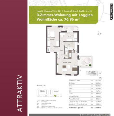 Haar-Gronsdorf Wohnungen, Haar-Gronsdorf Wohnung kaufen