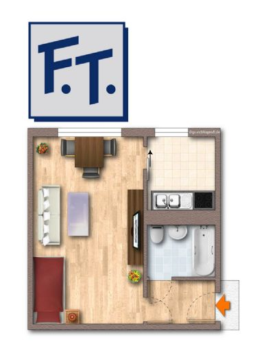1- bis 4-Raumwohnungen in Cunewalde zu vermieten