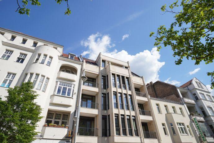 Erstbezug: Modernes ruhiges Vollkomfortwohnen in etablierter Lage an der Schloßstraße