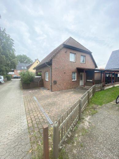 Gemütliches Einfamilienhaus zentral in Mellendorf