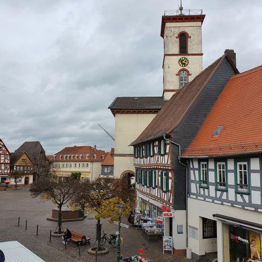 Wohnen mitten in der Altstadt