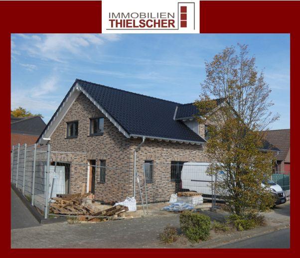Neuerrichtete linke Doppelhaushälfte mit Garage *in Bau* - Provisionsfrei!