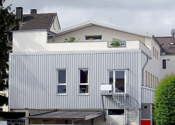 RENDITESTARKES, renoviertes Wohn- und Geschäftshaus in zentraler Citylage von Detmold
