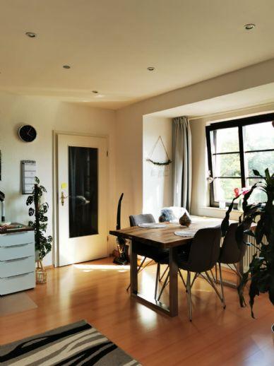 2-Zimmerwohnung mit Gartennutzung und Festungsblick