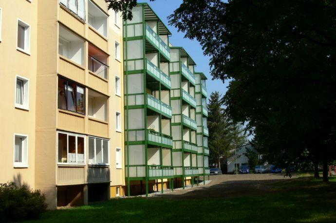 Barrierereduzierte 2-Raum-Wohnung mit Aufzug [117/007]