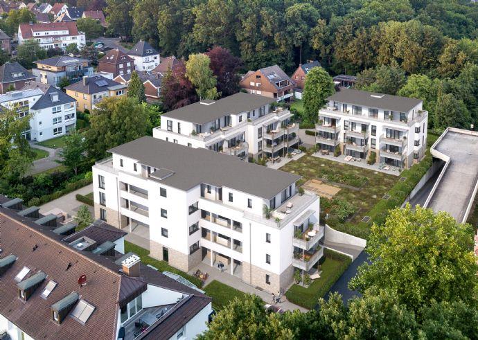 Hochwertige Neubauwohnung im Parkquartier Hövel
